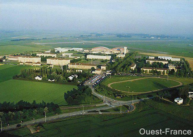Le site de l'ex 18e régiment de transmissions à  Bretteville-sur-Odon : quels aménagements à venir ?