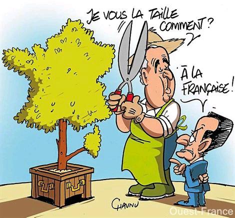 Chaunu France
